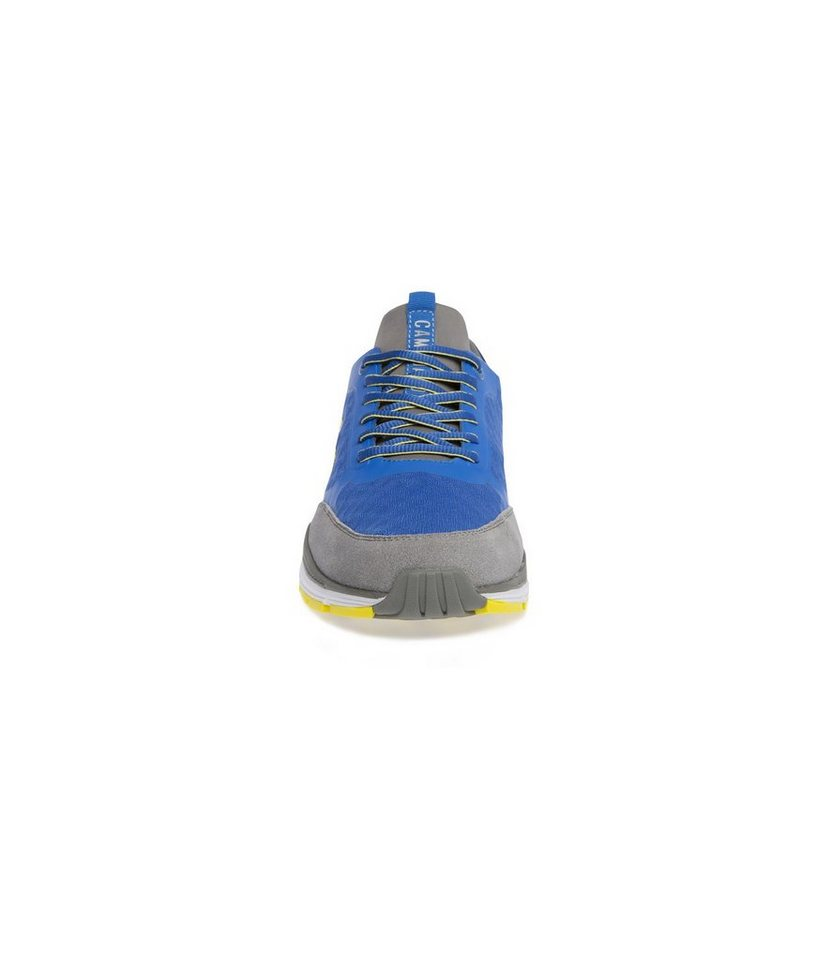CAMP DAVID Sneaker in blau