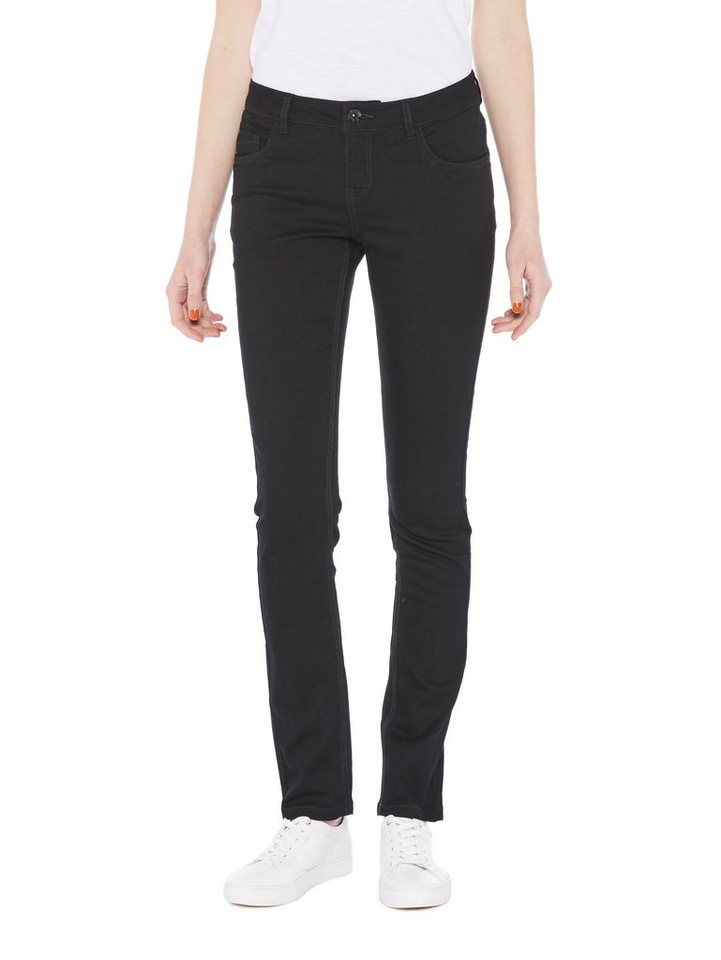 COLORADO DENIM Jeans »C959 LAYLA Damen Jeans« in black
