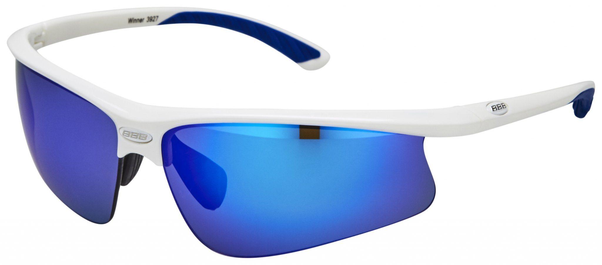 BBB Radsportbrille »Winner BSG-39 Sonnenbrille MLC Gläser rauchblau«