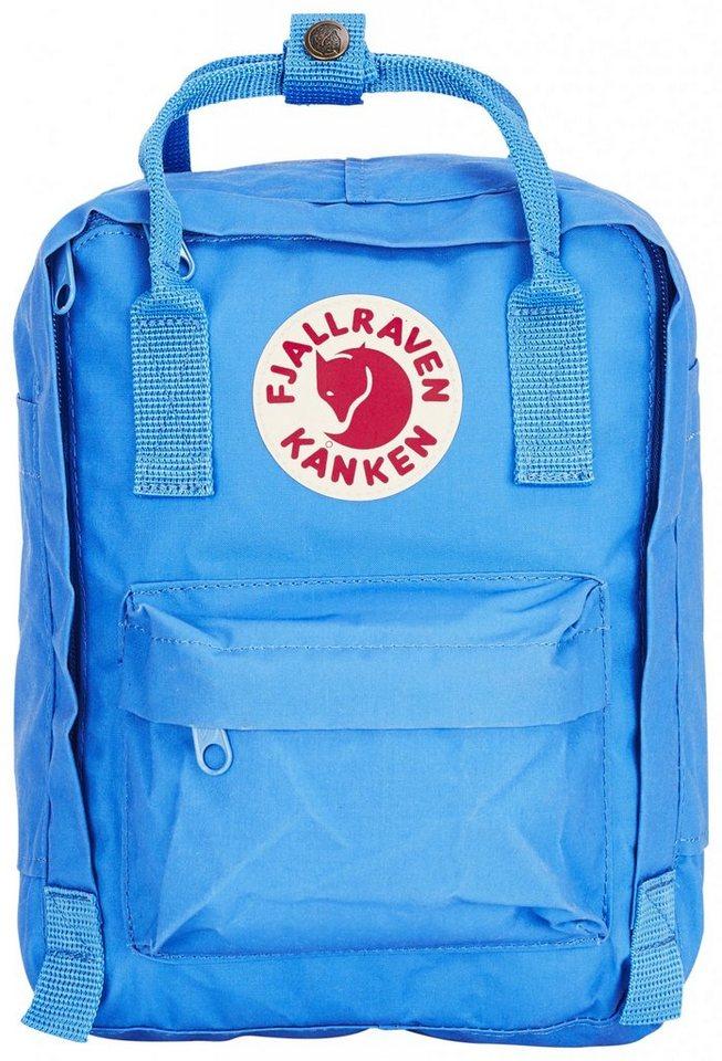 Fjällräven Sport- und Freizeittasche »Kanken Backpack Kids« in blau