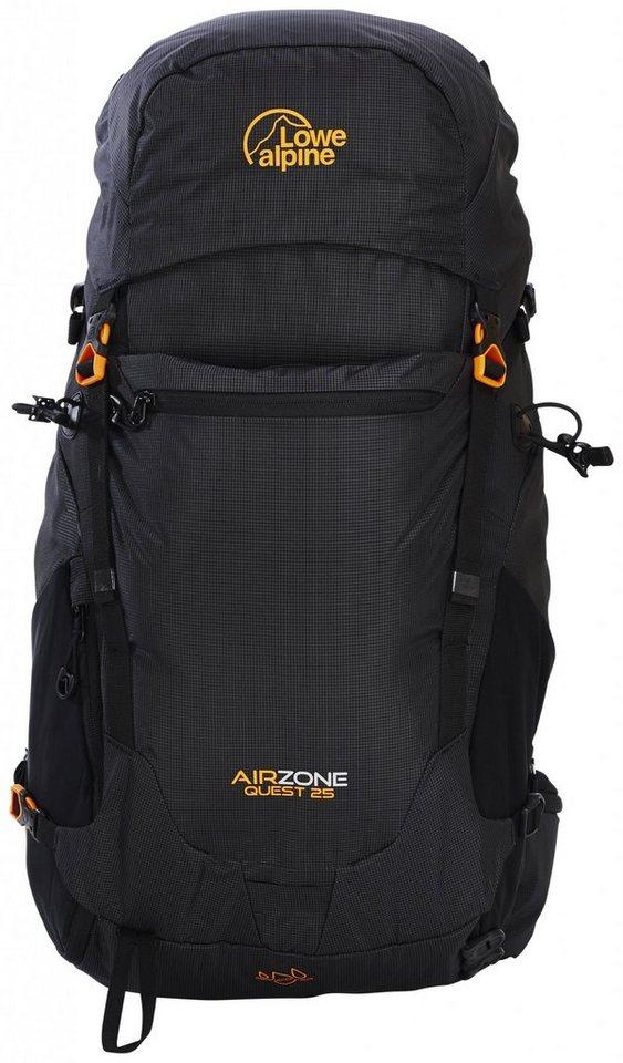 Lowe Alpine Sport- und Freizeittasche »AirZone Quest 25 Daypack Men« in schwarz