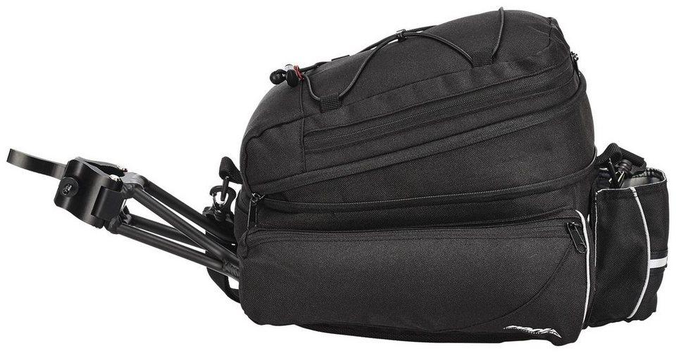 Red Cycling Products Gepäckträgertasche »PRO Back Loader Sattelstütztasche«