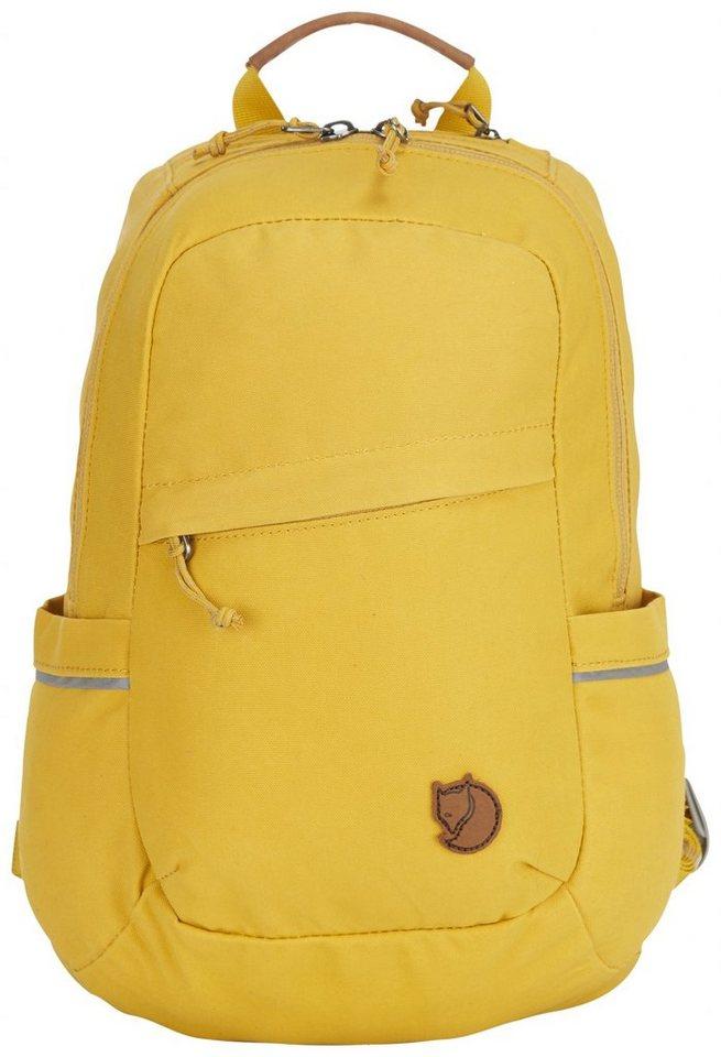 Fjällräven Sport- und Freizeittasche »Räven Mini Daypack Kids« in gelb