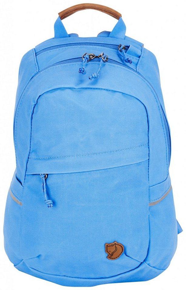 Fjällräven Sport- und Freizeittasche »Räven Mini 7 Daypack« in blau