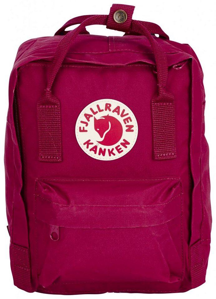 Fjällräven Sport- und Freizeittasche »Kanken Mini Backpack« in lila