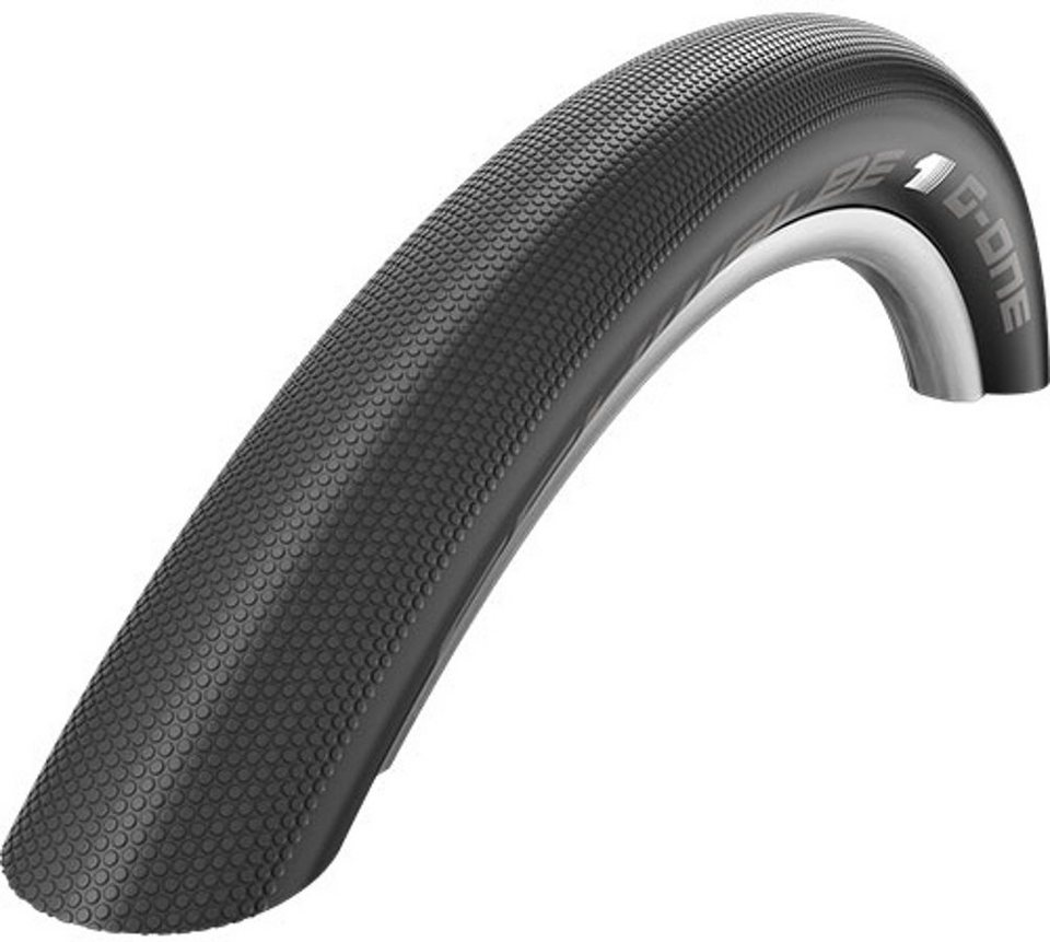 "Schwalbe Fahrradreifen »G-ONE Speed Evo SnakeSkin TL-Easy 27,5"" faltbar«"