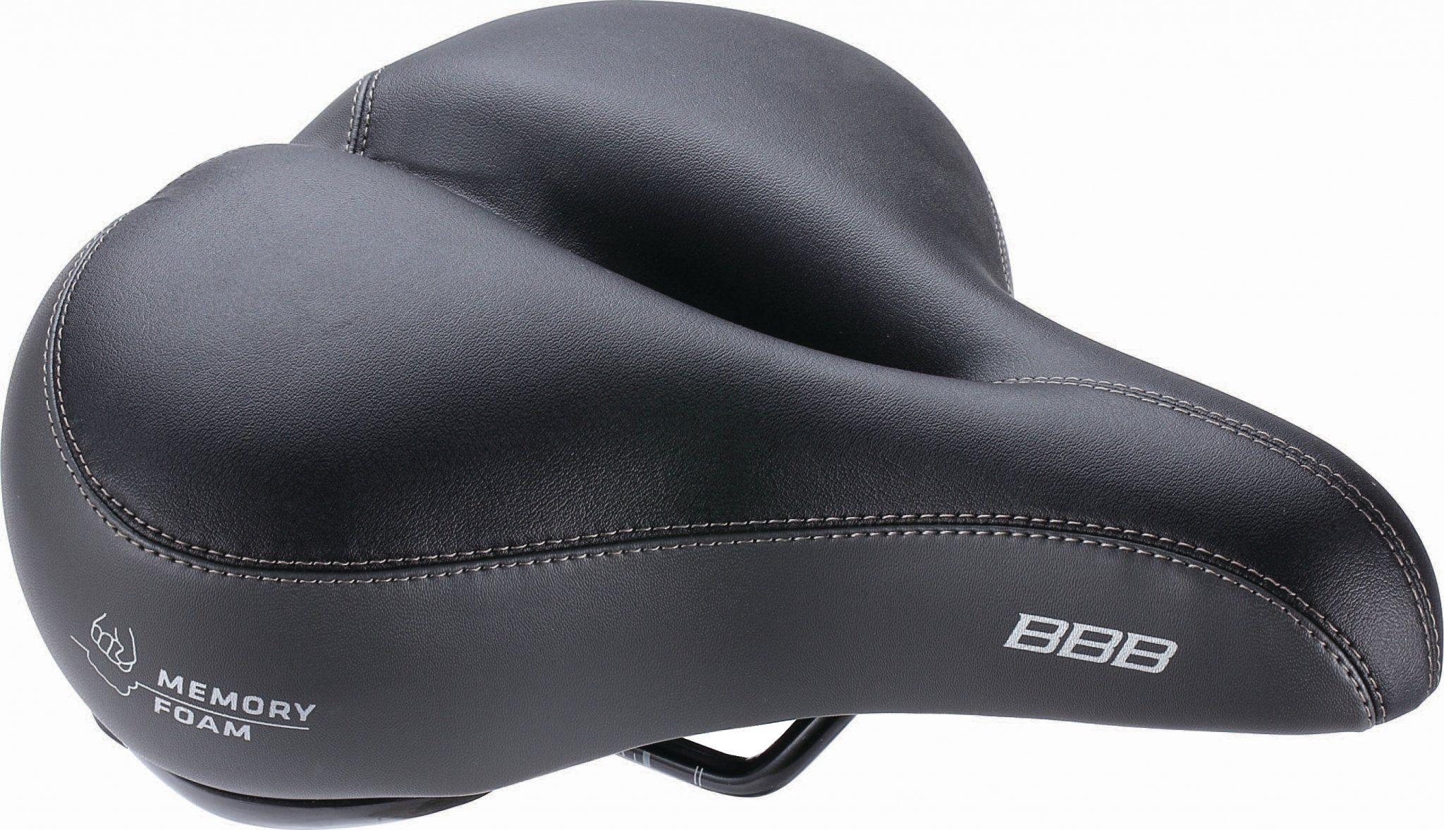 BBB Fahrradsattel »BSD-24 Sattel SoftShape«