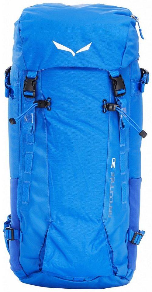 Salewa Sport- und Freizeittasche »Randonnée 30 Backpack« in blau