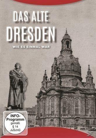 DVD »Das Alte Dresden - Wie Es Einmal War (1880-1942)«