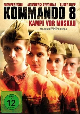 DVD »Kommando 8 - Kampf vor Moskau«