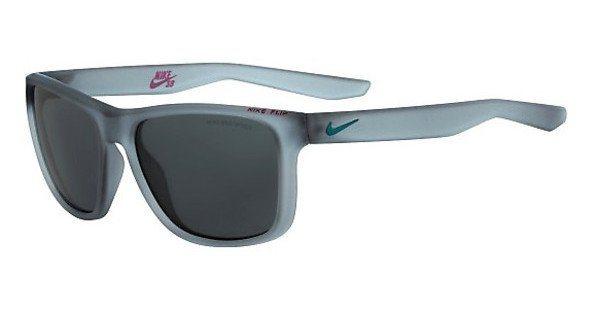 Nike Herren Sonnenbrille » NIKE FLIP EV0990« in 010 - grau