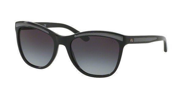 Ralph Lauren Damen Sonnenbrille » RL8150« in 56278G - schwarz/grau