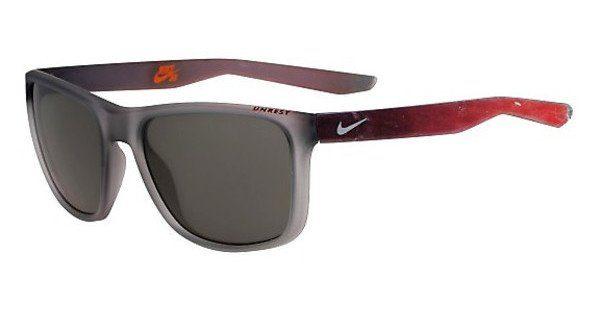 Nike Herren Sonnenbrille » UNREST EV0922 SE«, grau, 066 - grau/grau