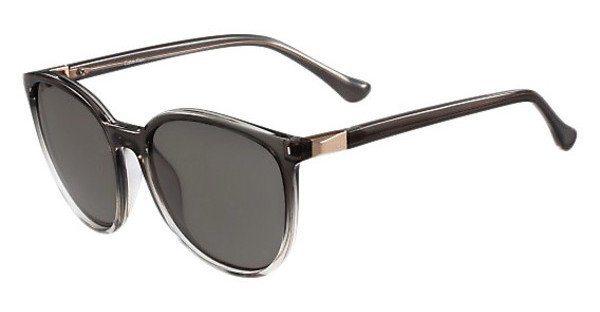 Calvin Klein Damen Sonnenbrille » CK3191S« in 081 - grau