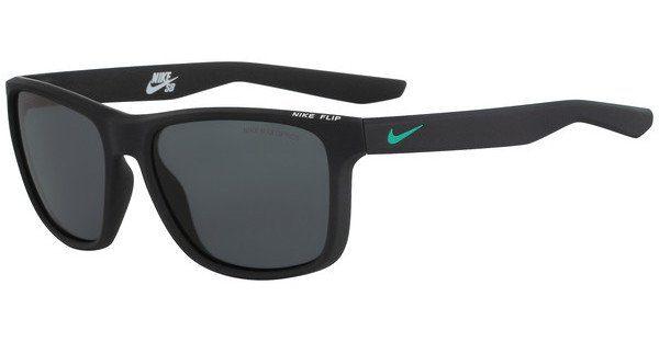 Nike Herren Sonnenbrille » NIKE FLIP EV0990«, schwarz, 061 - schwarz/schwarz