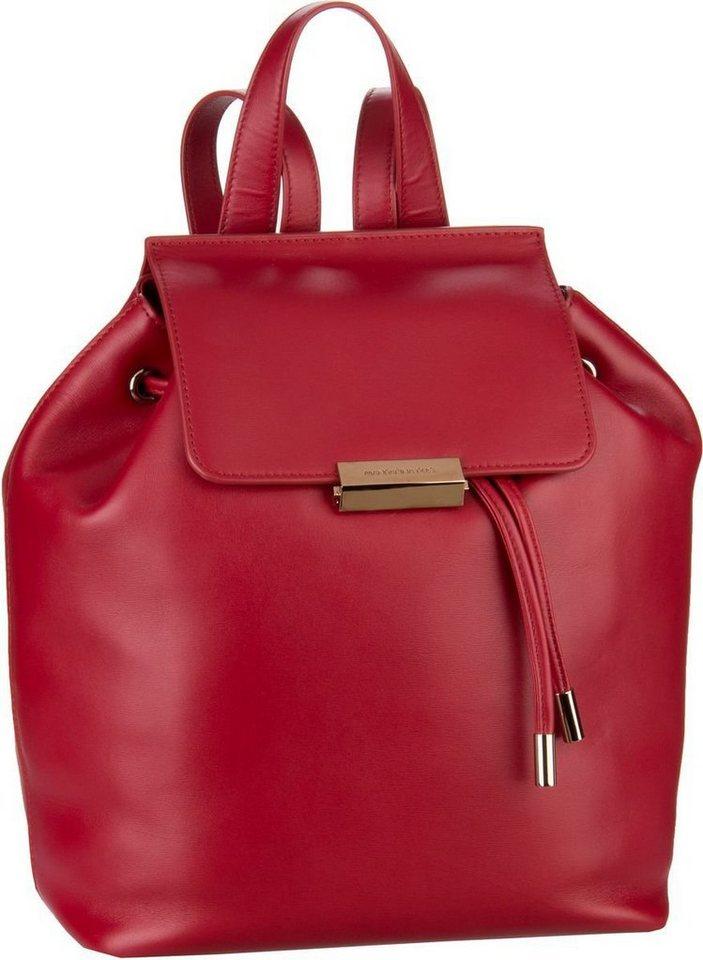 Mandarina Duck Hera 2.0 Backpack T08 in Red