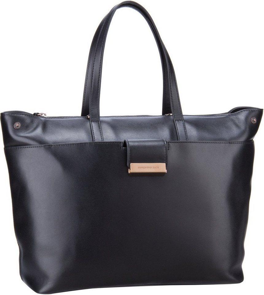 Mandarina Duck Hera 2.0 Handbag T04 in Black