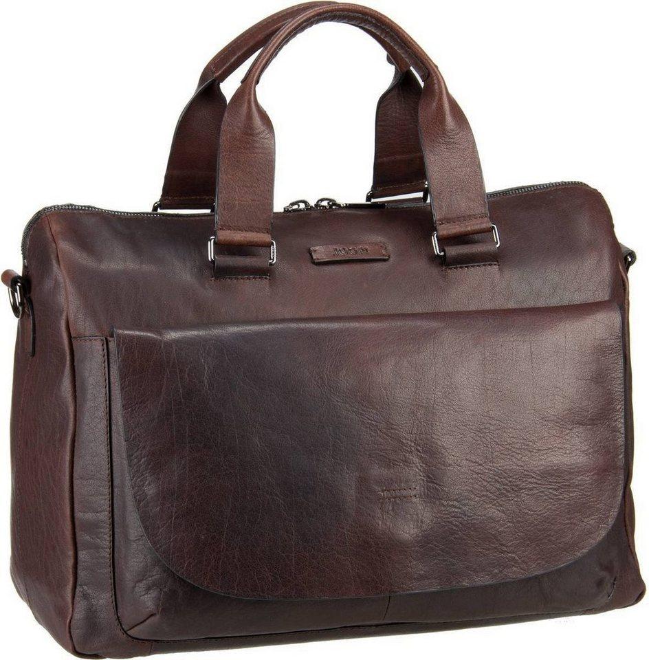 Joop Minowa Demian Brief Bag in Brown