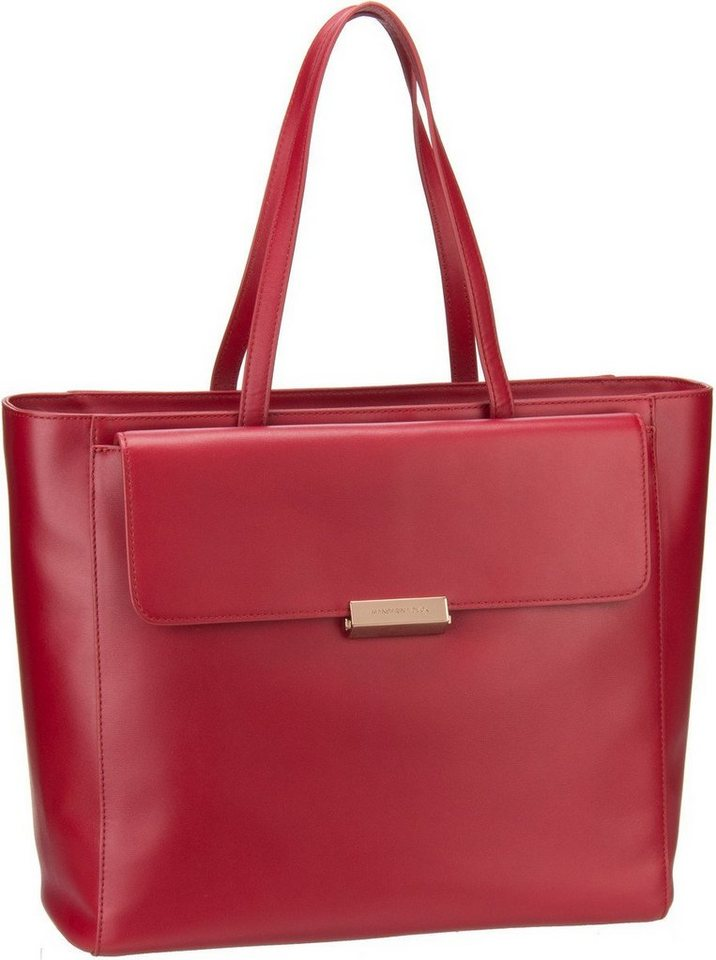 Mandarina Duck Hera 2.0 Shopper T05 in Red