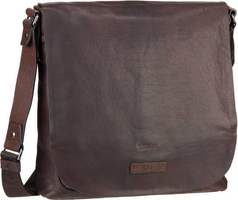 Joop Minowa Miron Flap Bag in Brown