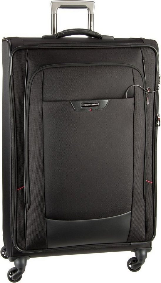Samsonite Pro-DLX 4 Spinner 80 in Black