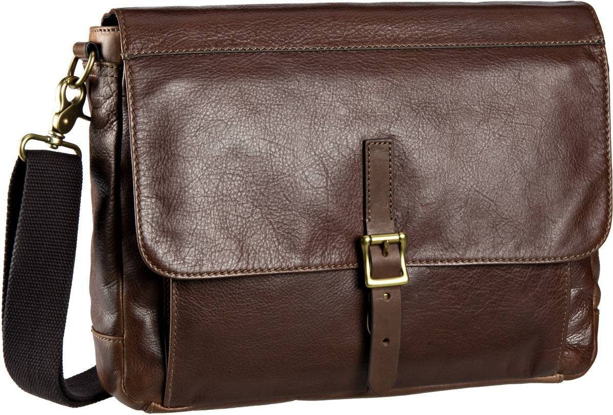 Fossil Defender EW City Leather Uni