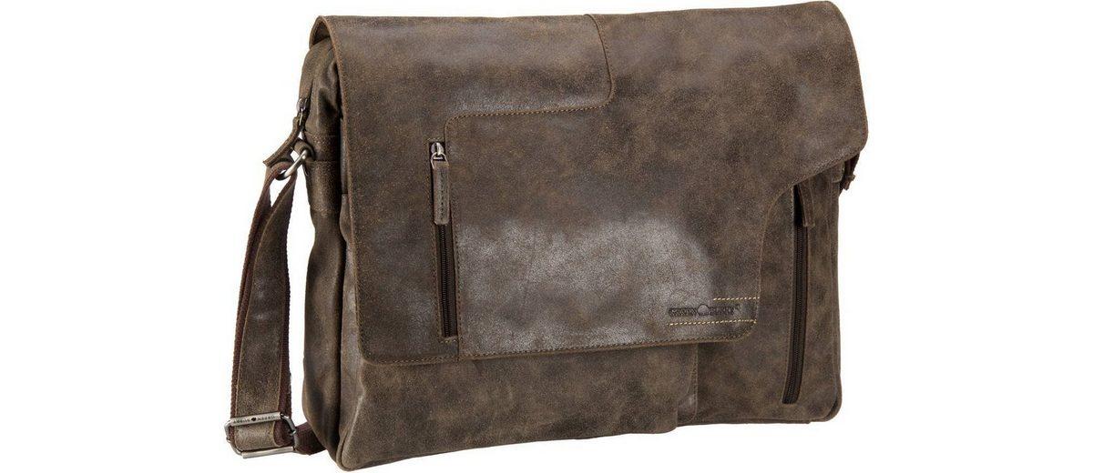 Greenburry Rough & Tough Revolver Bag XL