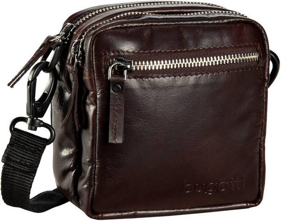 Bugatti Vita Shoulder Bag Small in Braun