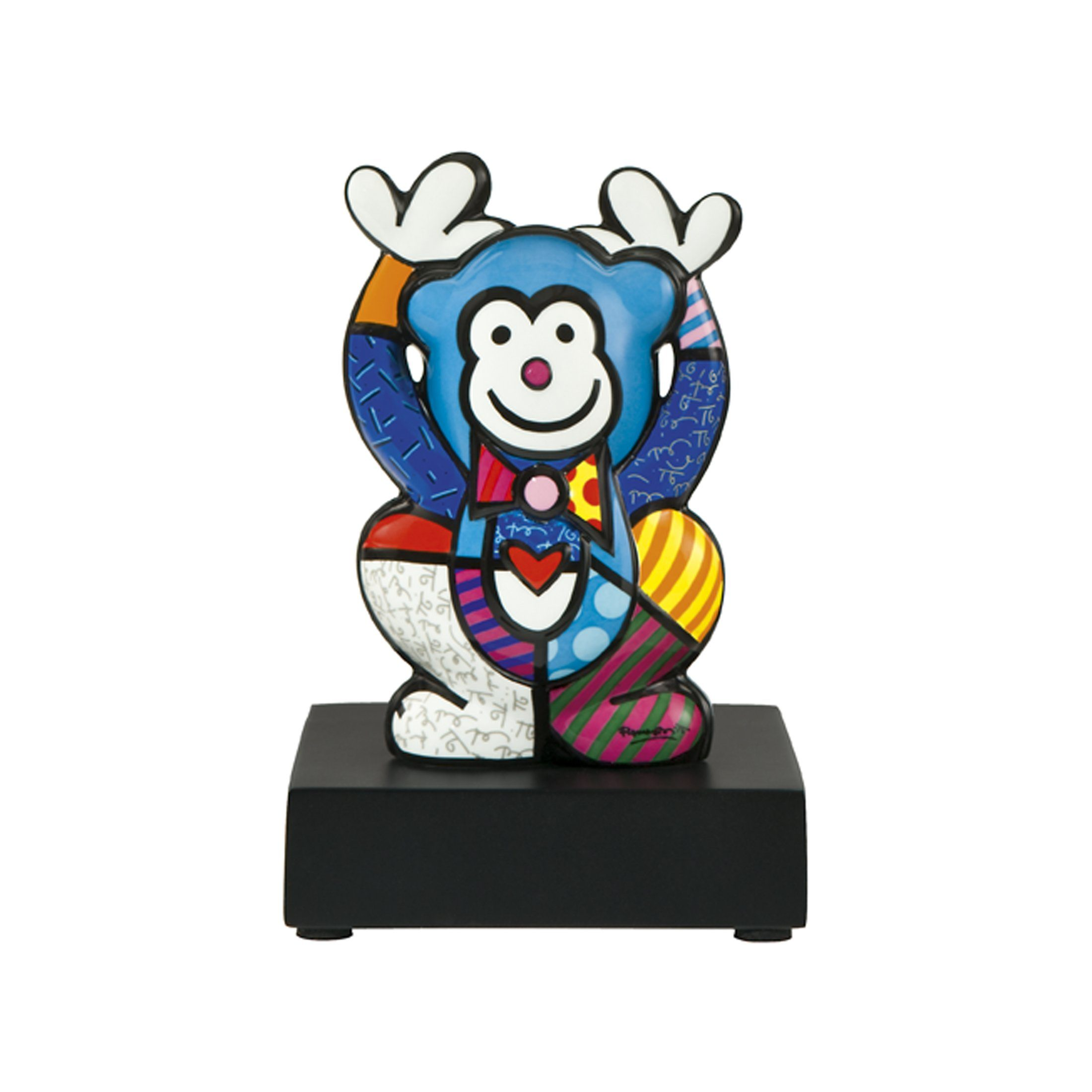 Goebel Blue Monkey - Figur »Artis Orbis«