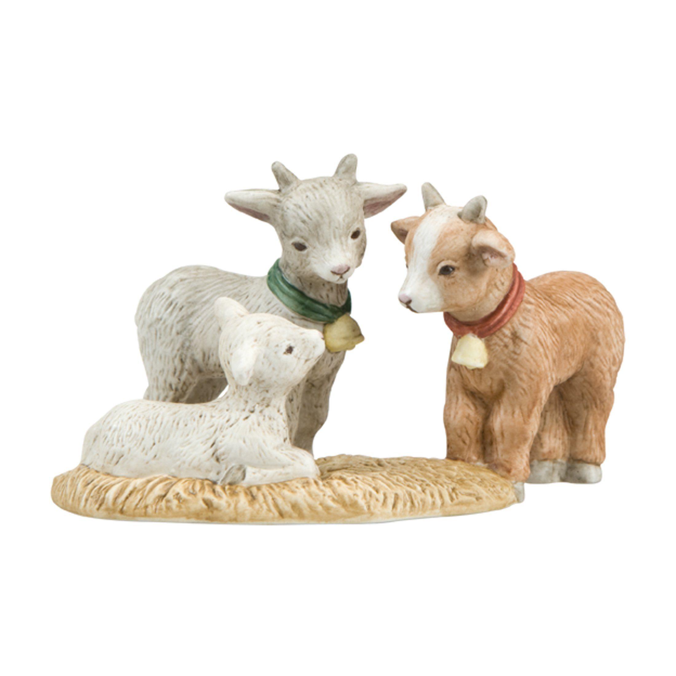 Goebel Kleine Ziegenfamilie »Nina & Marco«