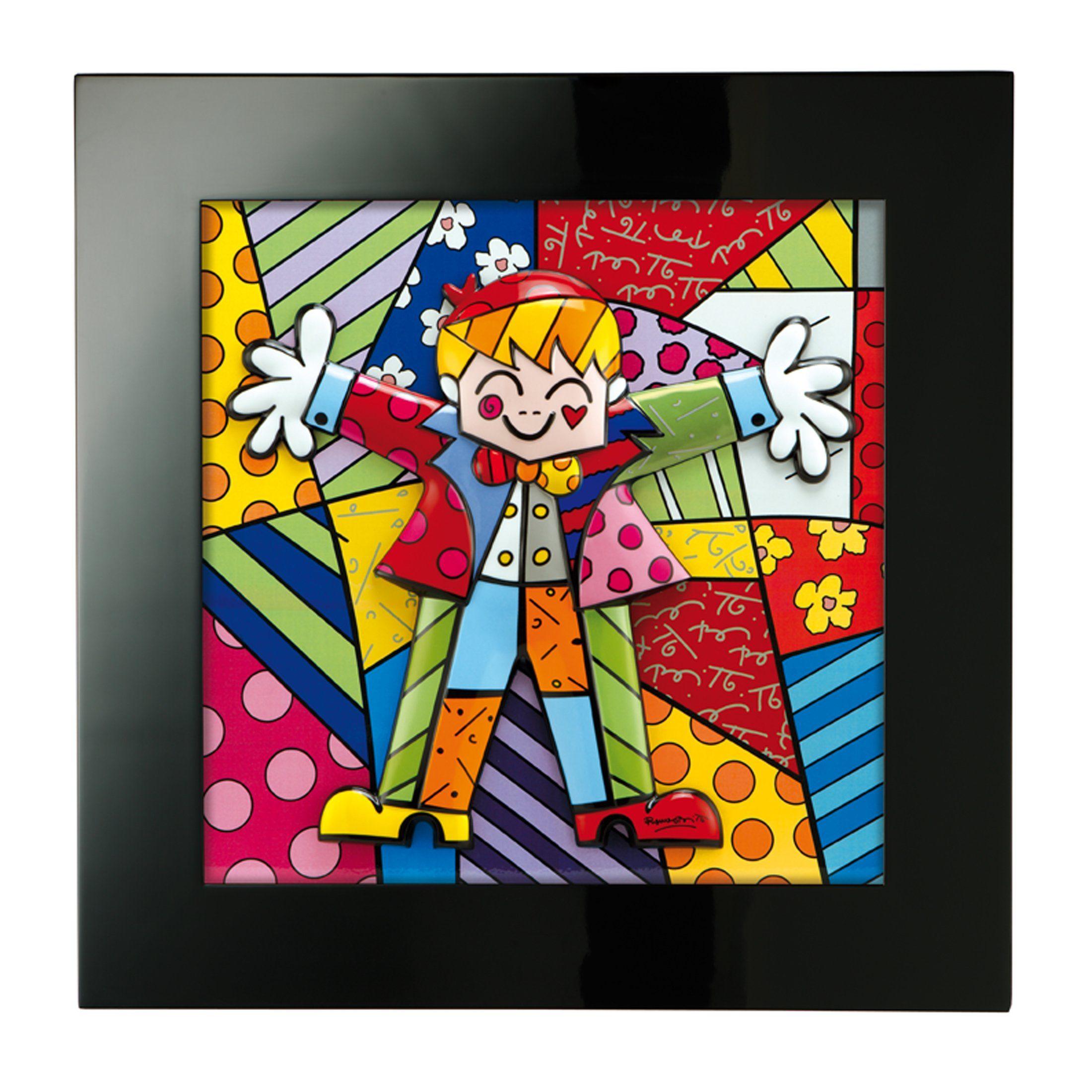Goebel Hug Too - Reliefbild »Artis Orbis«