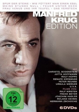 DVD »Manfred Krug Edition (6 Discs)«