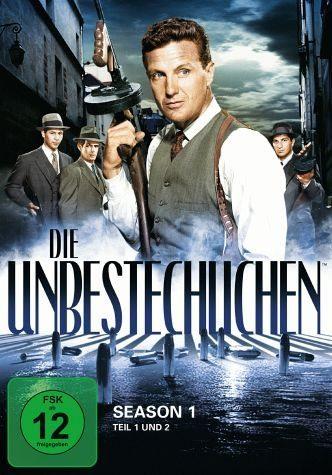 DVD »Die Unbestechlichen: Season 1 - Teil 1 und 2...«