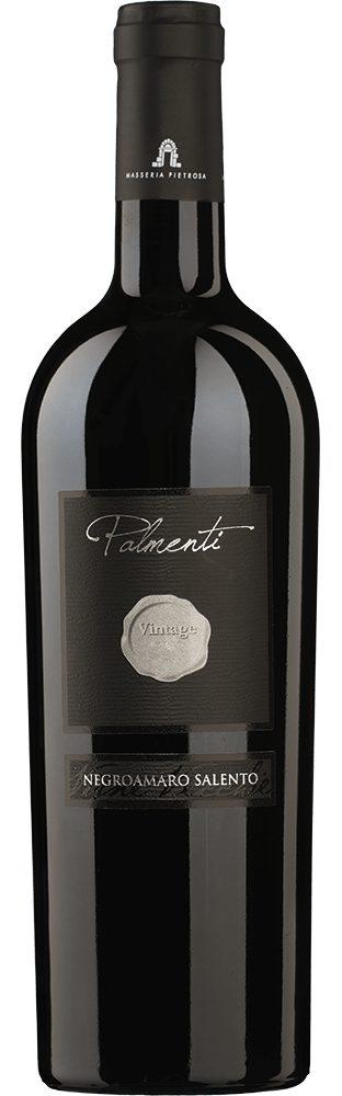Rotwein aus Italien, 14,5 Vol.-%, 75,00 cl »2011 Palmenti Vigne Vecchie«