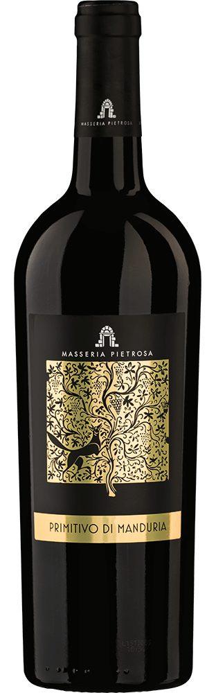 Rotwein aus Italien, 14,0 Vol.-%, 75,00 cl »2013 Primitivo di Manduria DOP«