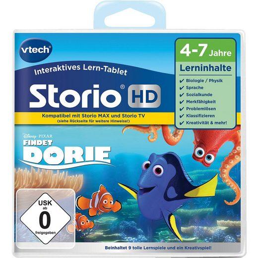 """Vtech® Storio Max und TV, Lernspiel """"Findet Dorie"""" HD"""