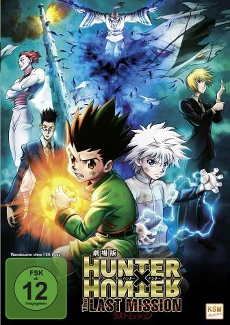 DVD »Hunter x Hunter: The Last Mission«