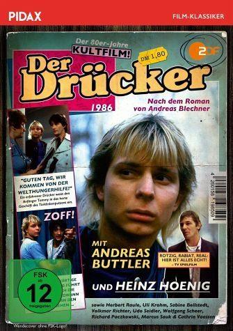 DVD »Der Drücker«