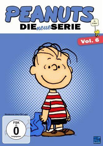 DVD »Peanuts - Die neue Serie, Vol. 6«