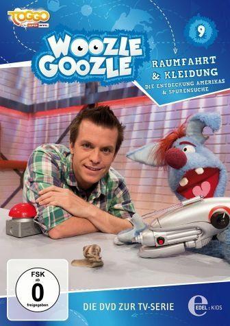 DVD »Woozle Goozle: Folge 9 - Raumfahrt & Kleidung«