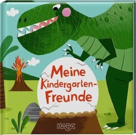 Gebundenes Buch »Dinos - Meine Kindergarten-Freunde«