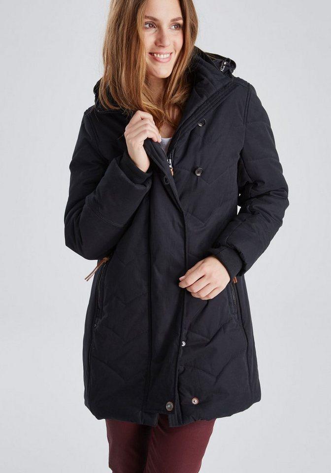 PIONEER Jacke in schwarz