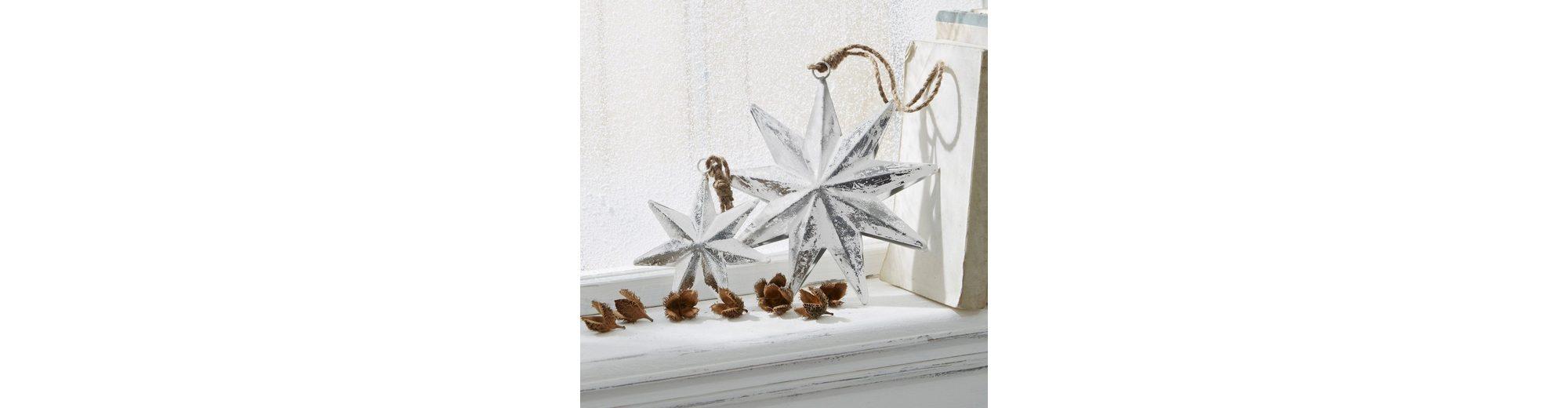 Loberon Weihnachtsschmuck 4er Set »LeBron«