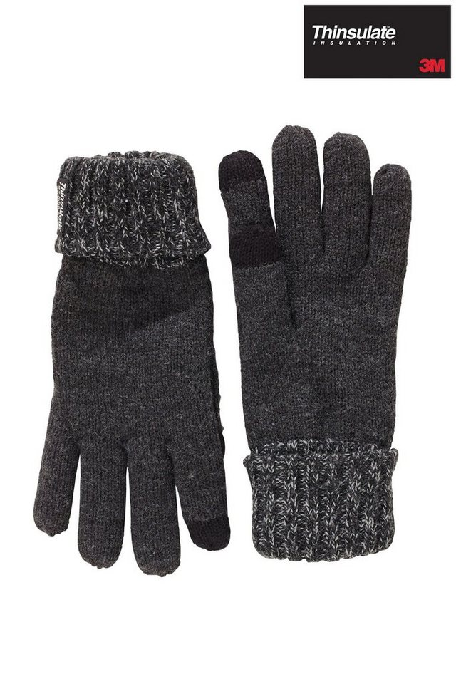 Next Handschuhe aus Thinsulate® in Grey
