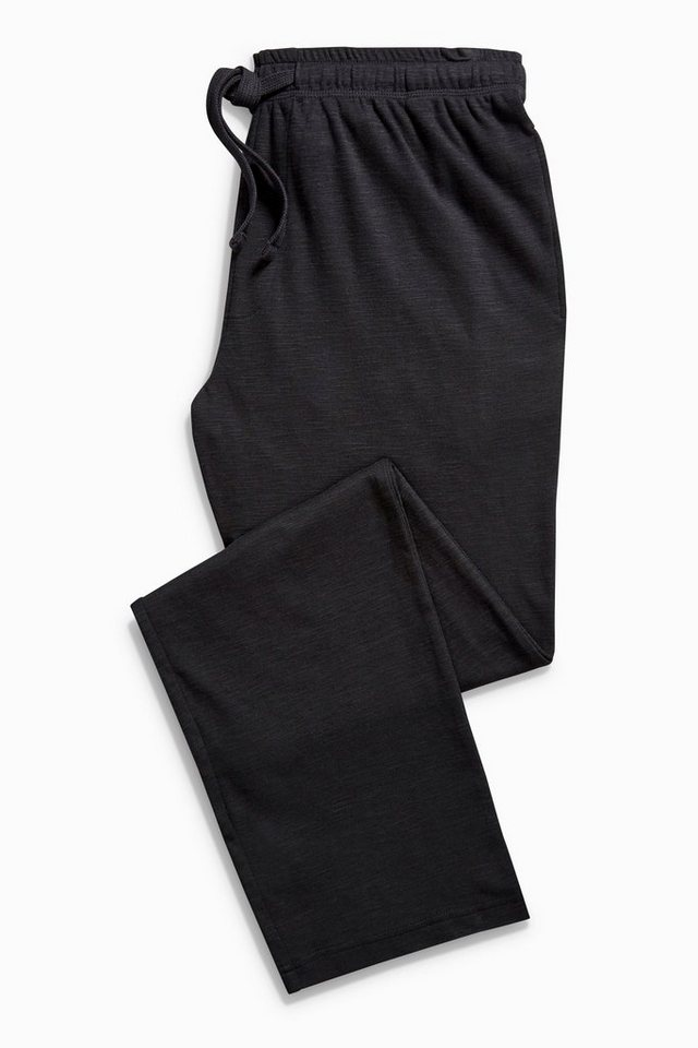 Next Weiche Loungewear-Hose in Black