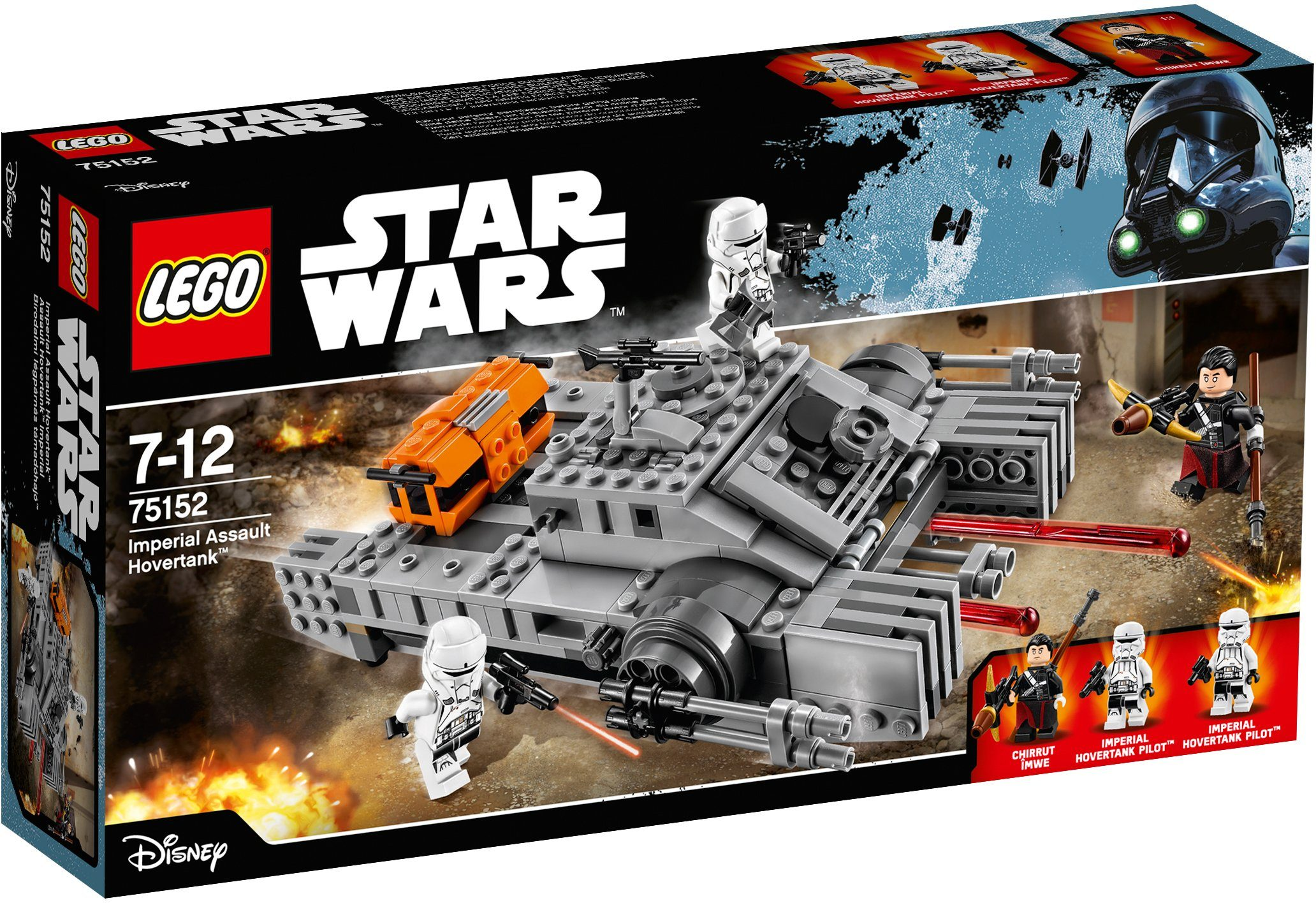 LEGO®, Imperial Assault Hovertank™ (75152), »LEGO® Star Wars™«