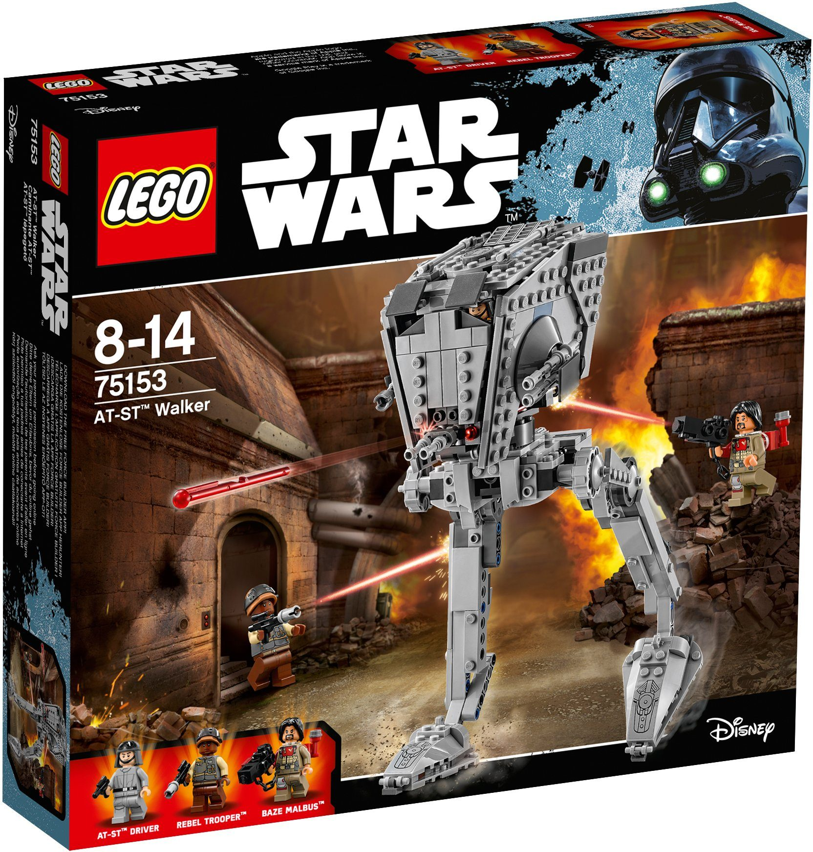 LEGO®, AT-ST™ Walker (75153), »LEGO® Star Wars™«