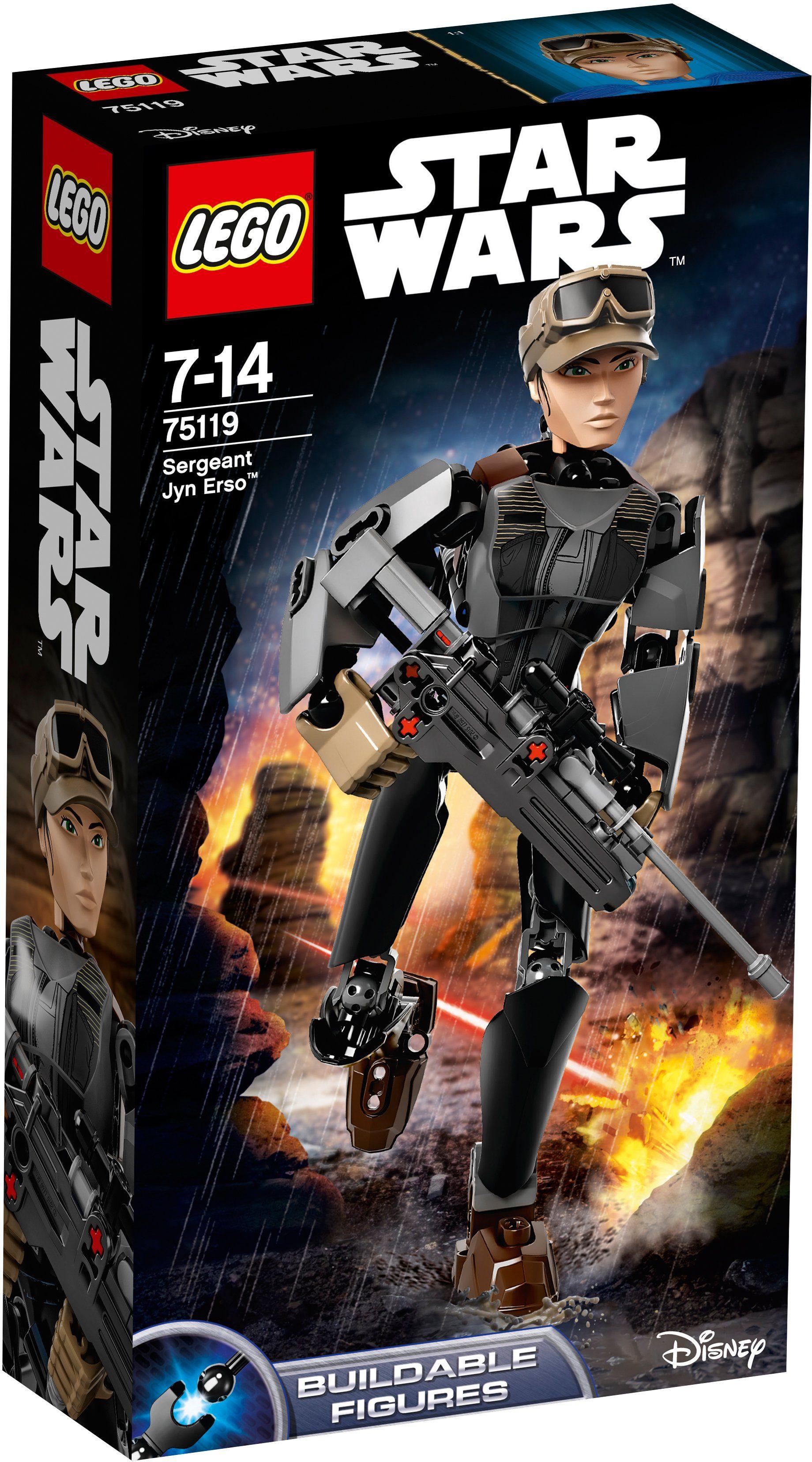 LEGO®, Sergeant Jyn Erso™ (75119), »LEGO® Star Wars™«