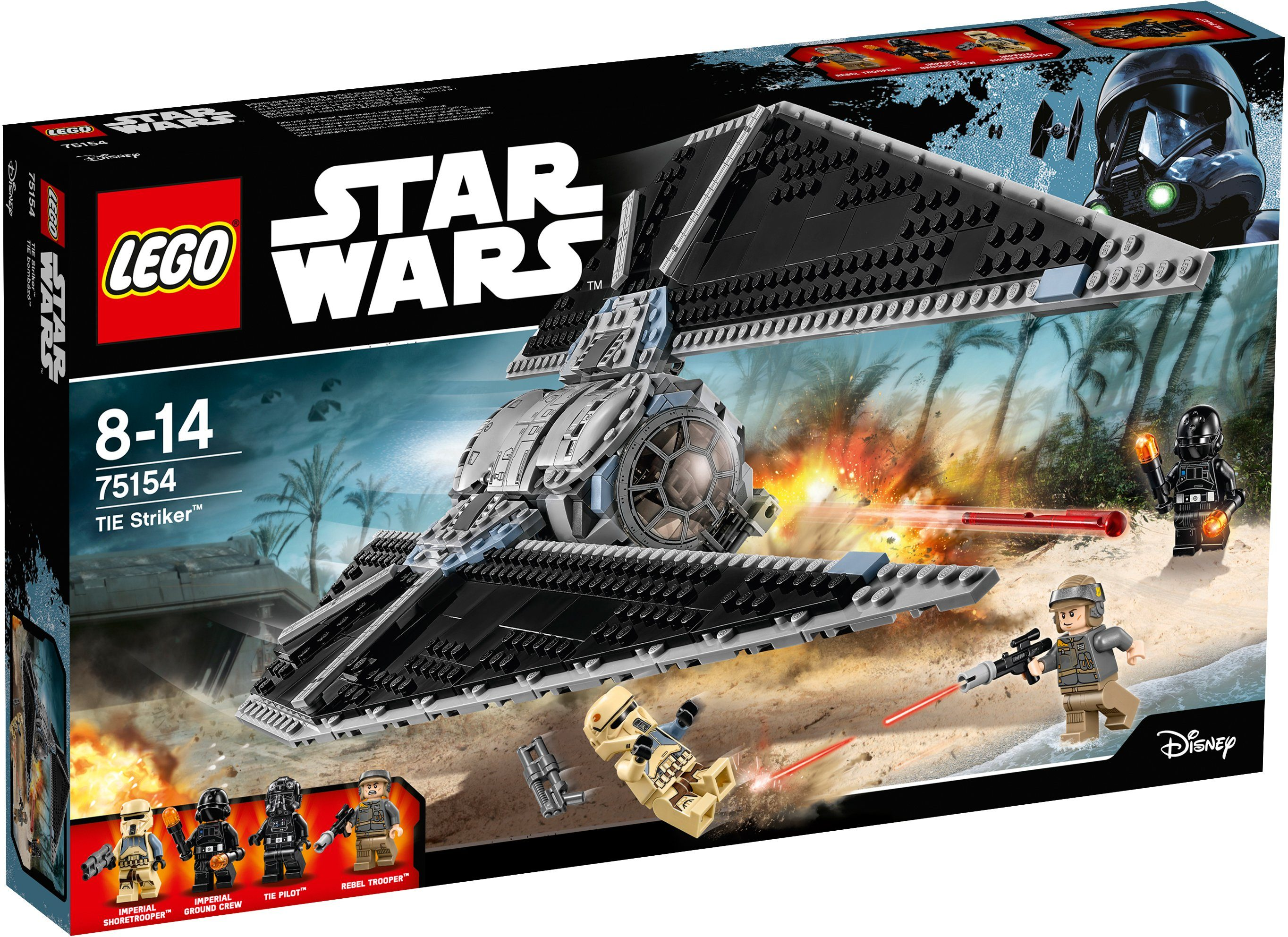 LEGO®, TIE Striker™ (75154), »LEGO® Star Wars™«