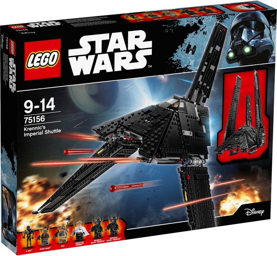 LEGO®, Krennics Imperial Shuttle (75156), »LEGO® Star Wars™«
